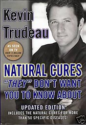 Natural Cures book cover